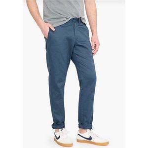 J Crew 770 Straight Stretch Chino Pants
